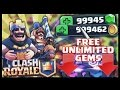 Clash Royale Hack 2017 - Clash Royale Free Gems Android and IOS