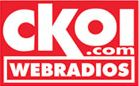 CKOI Radio Webcam (Canada)