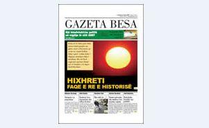 Gazeta Besa (Kosovo)