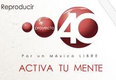 Proyecto 40 (Mexico)