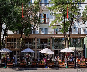 Одесса, Дерибасовская улица